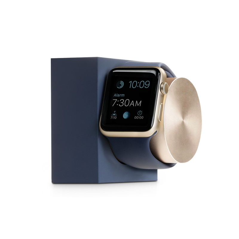 Dokovací stanice Dock Apple Watch od Native Union - silicon, marine