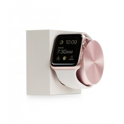 Dokovací stanice Dock Apple Watch od Native Union - silicon, stone