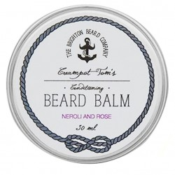 Balzám na vousy od The Brighton Beard - Neroli & Rose, 60 ml