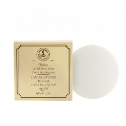 Mýdlo na holení od Taylor of Old Bond Street - Sandalwood, 100 g