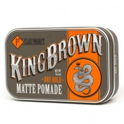 Pomáda Matte od King Brown, 75 g