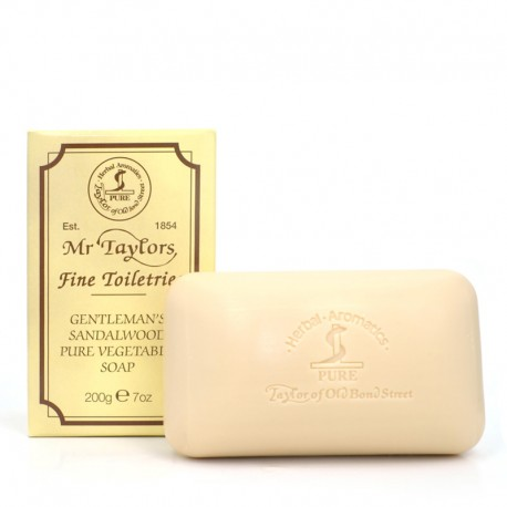 Mýdlo od Taylor of Old Bond Street - Sandalwood, 200 g