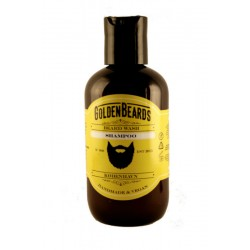 Šampon na vousy od Golden Beards, 100 ml