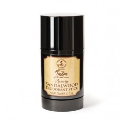 Tuhý deodorant od Taylor of Old Bond Street - Sandalwood, 75 ml