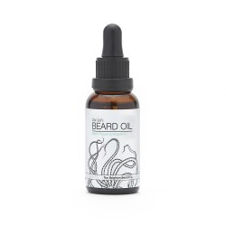 Olej na vousy od The Brighton Beard - Black Pepper & Grapefruit, 30 ml