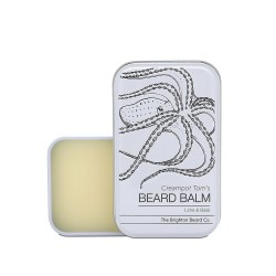 Balzám na vousy od The Brighton Beard - Lime & Basil, 30 ml