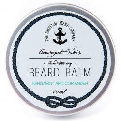 Balzám na vousy od The Brighton Beard - Bergamot & Coriander, 60 ml