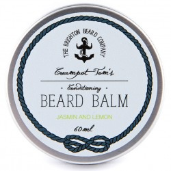 Balzám na vousy od The Brighton Beard - Jasmin & Lemon, 60 ml