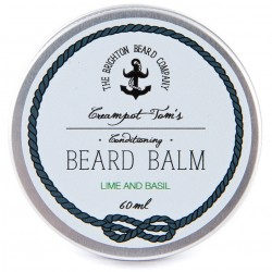Balzám na vousy od The Brighton Beard - Lime & Basil, 60 ml