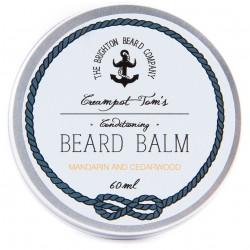 Balzám na vousy od The Brighton Beard - Mandarin & Cedarwood, 60 ml