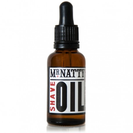 Olej na holení SHAVE OIL od Mr. Natty - 30 ml